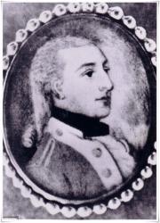 1783 Samuel Gilbert