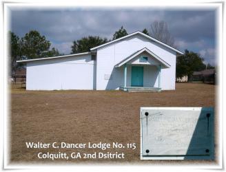 115 Walter C. Dancer