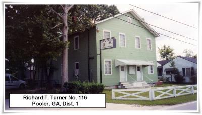 116 OLD Richard T. Turner