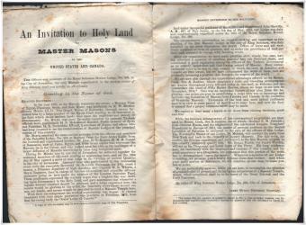 1874 144 Day Masonic Expedition 4