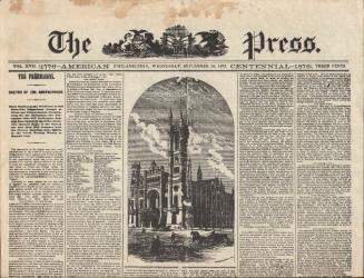 1876 the press