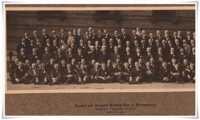 1914 Robert Toombs Class AASR