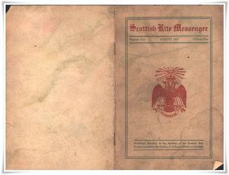 1915 scottish rite messenger vol 1 1