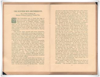 1915 scottish rite messenger vol 1 4