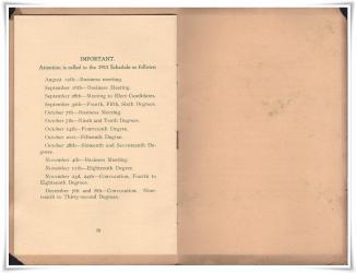 1915 scottish rite messenger vol 1 8