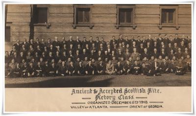 1918 December AASR Victory Class