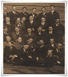 1918 December AASR Victory Class B