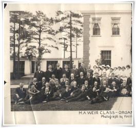 1922 May Weir Class A