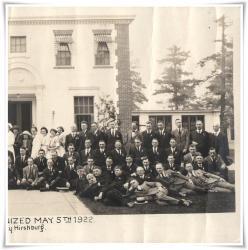 1922 May Weir Class B