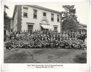 1950 November Swanson