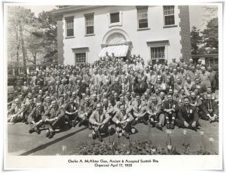 1952 April McAlister Class