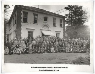 1954 November Luckiesh Class