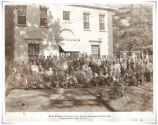 1955 November Fickett Class