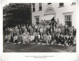1957 May Romans Class