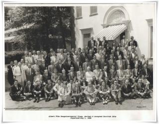 1959 May Albert Pike Sesquincentennial Class