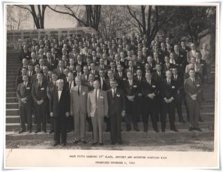 1964 AASR Harding Class