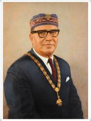 1967-1971 abraham john fulton