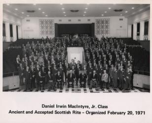 1971 february aasr daniel macintyre jr class