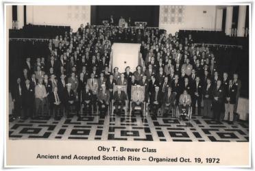 1972 AASR Brewer Class