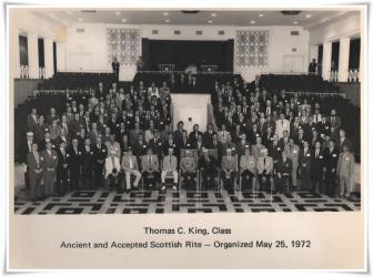 1972 AASR King Class