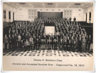 1972 AASR Wollstein Class