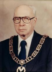 1972 thru 1991 Grand Secretary Carl F. Lester, Jr.