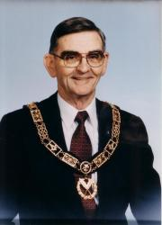 1992 thru 1996 Grand Secretary Ted H. Hendon