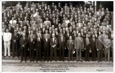 thomas c. law memorial class aasr 1963
