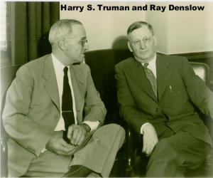 truman and denslow